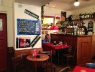 Restaurace Café Bar Archa u Prokůpků