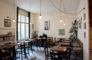 Kavárna Pod Lipami