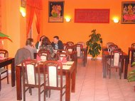 Indická restaurace Spice India