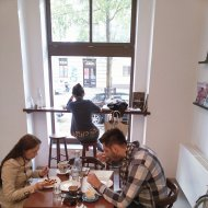 Kavárna Coffee room.
