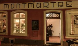 Kavárna Café Montmartre