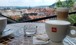 Kavárna Coffee In Garden