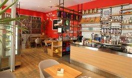 Kavárna Caffé Milani
