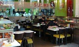 Restaurace MAKAKIKO running sushi