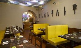 Brazilská restaurace Brasileiro