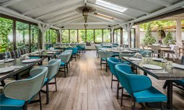 Řecká restaurace Taverna Olympos